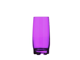SZKLANKA 350ml RAINBOW FIOLET