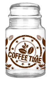 POJEMNIK 890ML COFFEE TIME