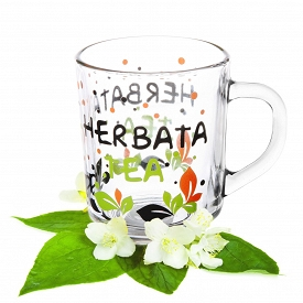 Kubek Szymek Herbata-Tea 220 ml